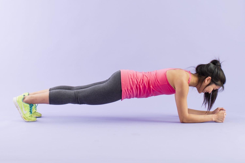 Basic_Office_Workout_3_Plank