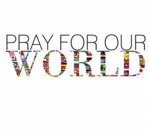 prayforourworld
