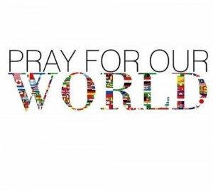 prayforourworld