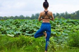 girl-yoga-pose-in-forest