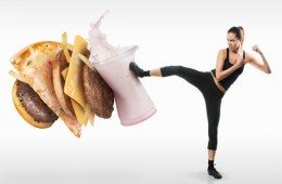 woman-fighting-fast-food
