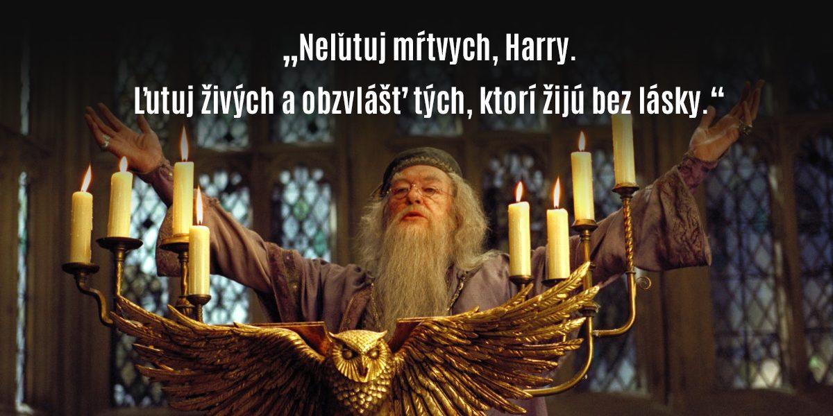 8ea7f0a0a 7 najkrajších citátov z Harryho Pottera, ktoré by sme si mali zapamätať