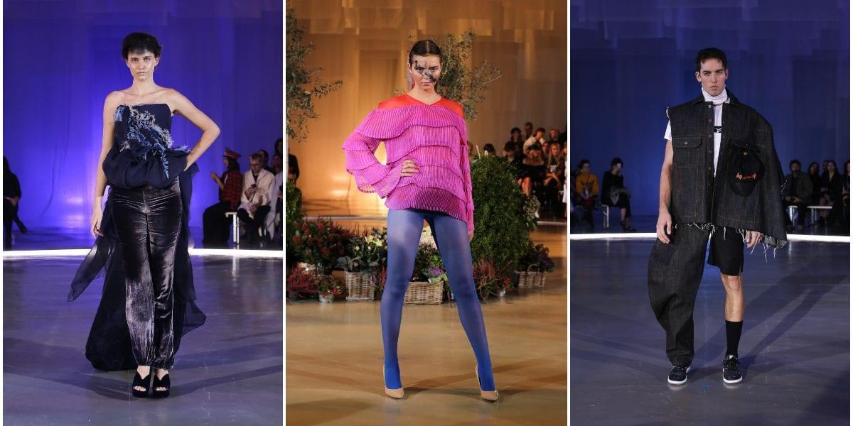 8167eea11 Trojdňový maratón módy Fashion LIVE! 2018 vyvrcholil Monochromou od Lenky  Sršňovej, scénickou apokalypsou Martina Hrču a bohémskou kolekciou Marcela  Holubca ...