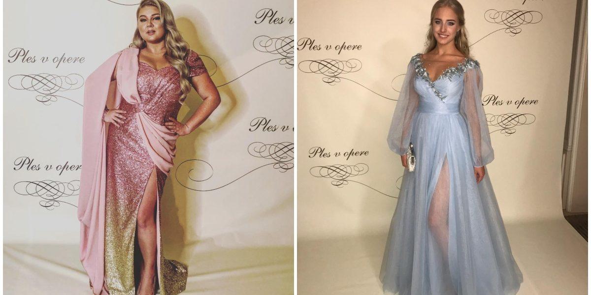 Ktorá žena mala najkrajšie šaty na Plese v opere  Toto je výber tých  najzaujímavejších! ba1f5135067
